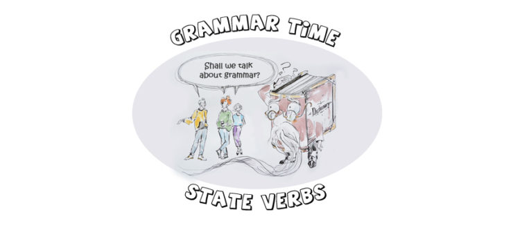 state verbs